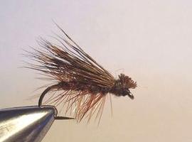 Az elk Hair Caddis